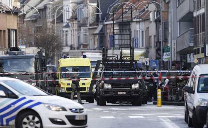 Toma de rehén en Bélgica era una farsa