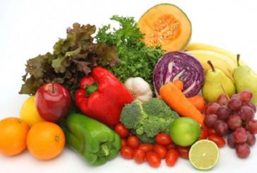 Dieta con vegetales puede disminuir riesgo de cáncer