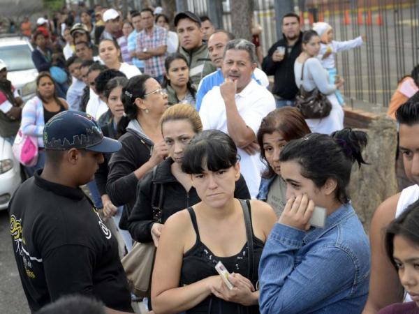Escasez e inflación: el vía crucis cotidiano de los venezolanos