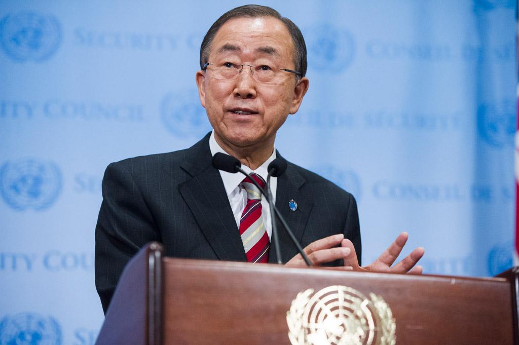 Ban Ki-moon urge a la tolerancia y el respeto a las religiones y la libertad de expresión