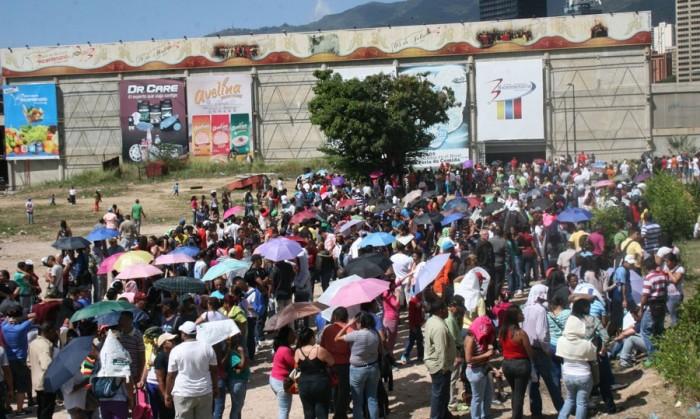 Mapa interactivo: Venezuela llena de colas por los cuatro costados