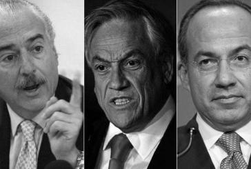 ¿Cuál fue el impacto de la visita de Pastrana, Piñera y Calderón a Venezuela?