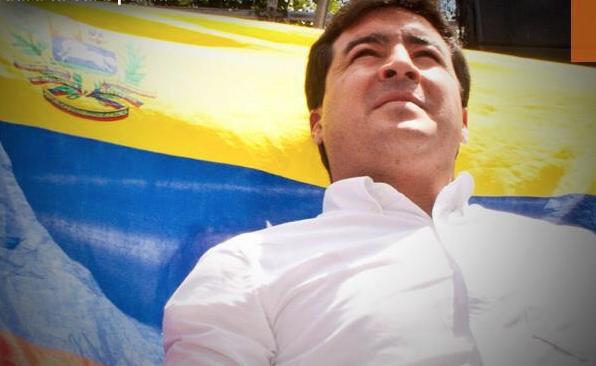 Trasladaron a Daniel Ceballos a cárcel de San Juan de Los Morros