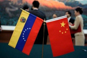 """China asegura que su cooperación financiera con Venezuela es """"madura y eficaz"""""""