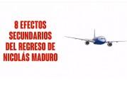 8 efectos secundarios del regreso de Nicolás Maduro a Venezuela