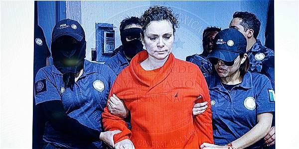 Esposa de exalcalde de Iguala a la carcel por asesinato de 43 estudiantes de Ayotzinapa