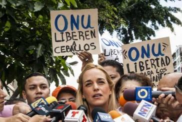 """Tintori rechazó """"canje"""" de Leopoldo López propuesto por Maduro"""