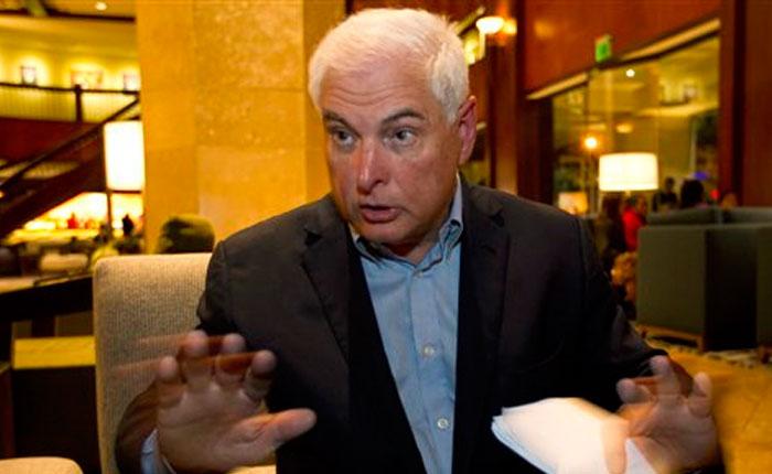 Corte de Panamá investigará a Martinelli por corrupción