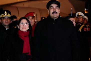 Gira de Maduro cuesta más de un millón 300 mil dólares