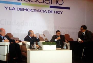 """Smolansky: """"Para transición a la democracia hacen falta paz y estabilidad, justicia y reconocimiento del otro"""""""