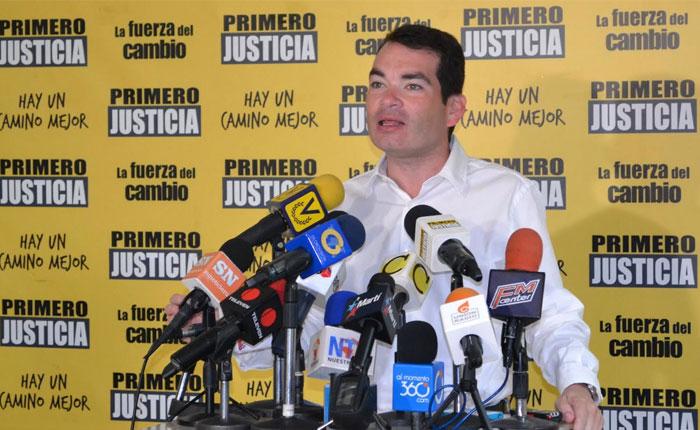 """Guanipa: """"Mientras el Gobierno se reparte cuotas de poder los venezolanos sufren la crisis económica"""""""