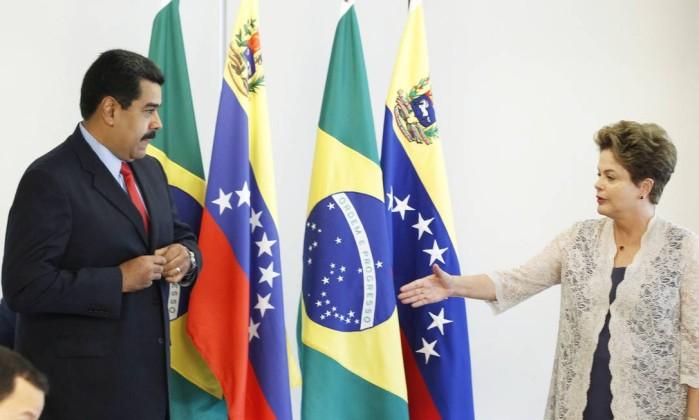 Brasil ayudará a Venezuela en planes de industrialización