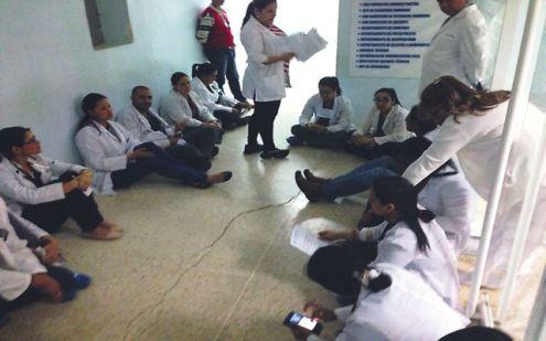 "Hospital Dr. Raúl Leoni Otero: ""Se nos están muriendo los pacientes"""