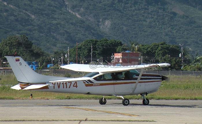 Desaparece aeronave que despegó desde Barquisimeto