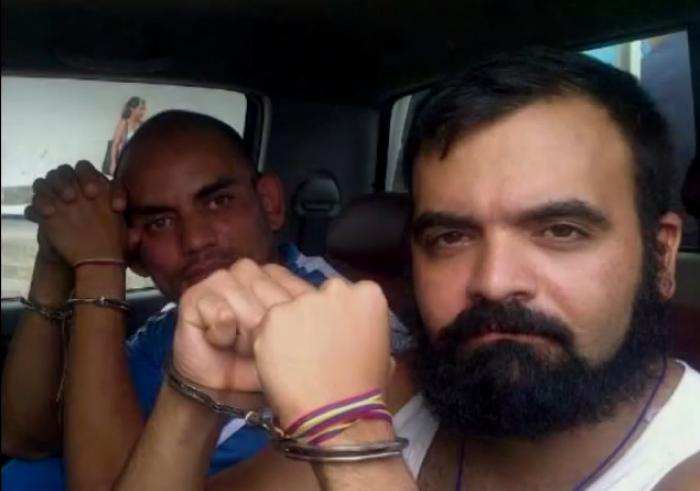 La verdad sobre la detención de El Gato de Aragua y Raúl Emilio Baduel (Video)