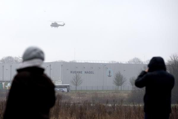 Acorralados los fugitivos que atentaron contra Charlie Hebdo