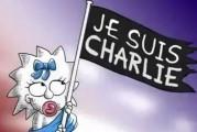 """Así rindieron homenaje """"Los Simpson"""" a Charlie Hebdo (Video)"""