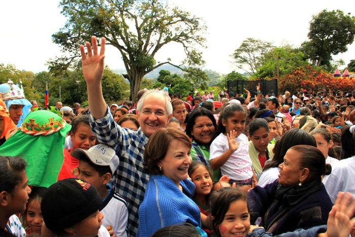"""Ledezma sobre gira de Maduro: """"¿Cuánto más se va a empeñar el petróleo venezolano?"""""""