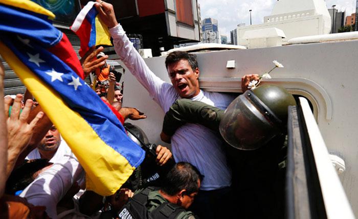 8 claves para entender la maniobra conspirativa que encarceló a Lepoldo López