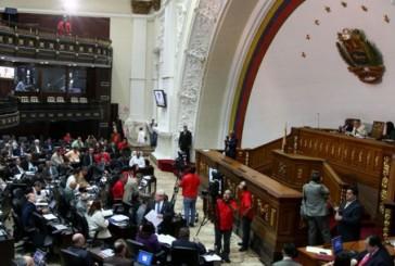 Asamblea Nacional aprueba acuerdo contra pronunciamientos de EEUU