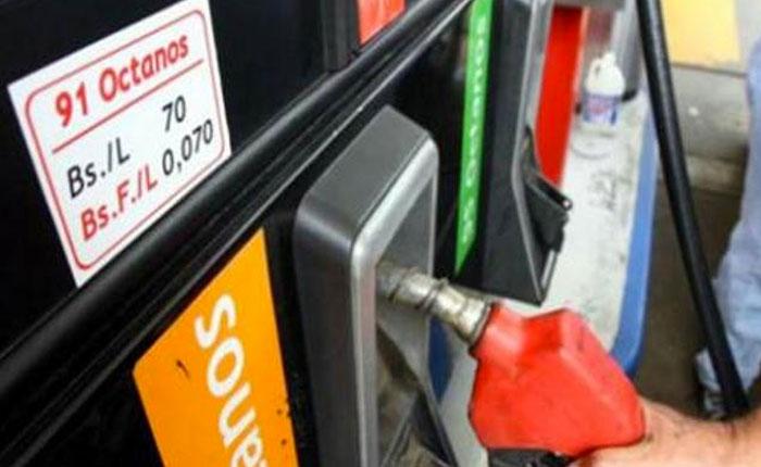 Aceptamos  aumento de la gasolina si … por Eddie A. Ramírez S.