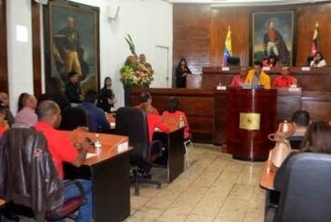 Gobernadores de Miranda y Aragua presentaron su memoria y cuenta