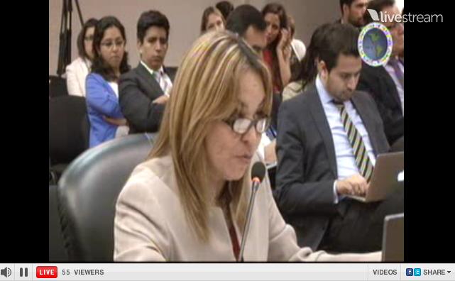 En VIVO: Venezuela ante la CIDH en audiencia sobre situación carcelaria