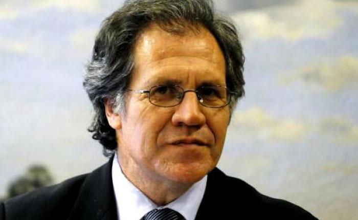 Tareck El Aissami denunciará a Luis Almagro por difamación ante instancias internacionales