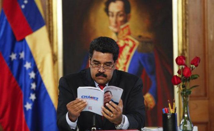 Carta de Felipe Pérez Martí a Maduro