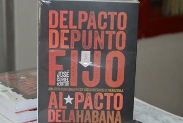 """En Guayana presentarán el libro """"Del Pacto de Punto Fijo al Pacto de La Habana"""""""