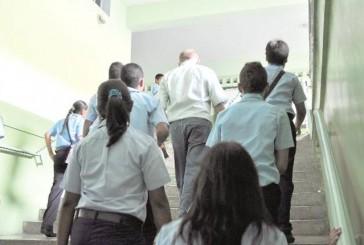 Alertan sobre inseguridad en planteles educativos