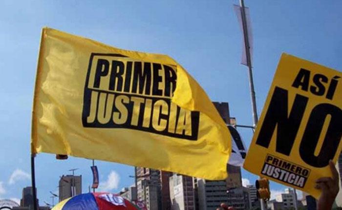 Primero Justicia expulsa de sus filas a alcalde de El Callao por firmar presupuesto 2016