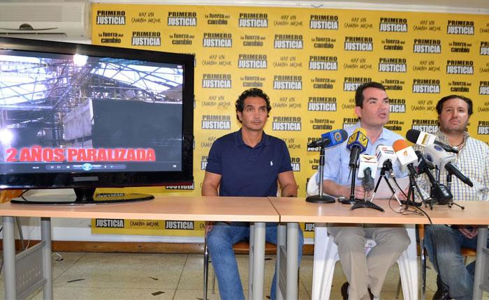 Tomás Guanipa: Empresas expropiadas por el Gobierno se encuentran paralizadas y en mal estado