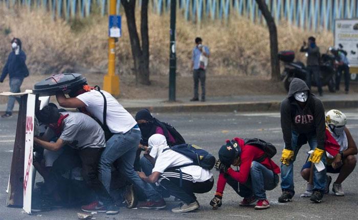 ProtestasVenezuela2014