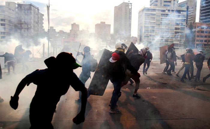 Países latinoamericanos condenan nueva pérdida de vidas en Venezuela