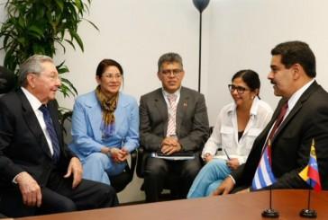 Informe Otálvora: Maduro se muestra lejano al Gobierno cubano