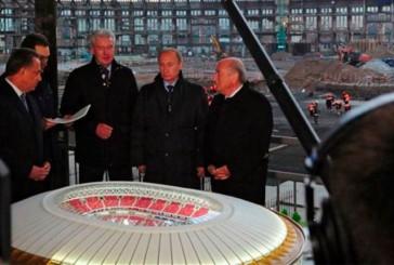 Mundial 2018: Estadio en Rostov atrasado 7 meses