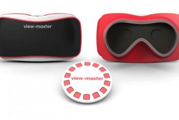 Google y Mattel lanza visor de realidad virtual