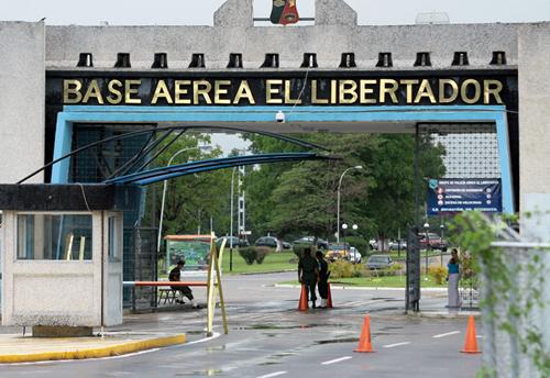base aerea libertador