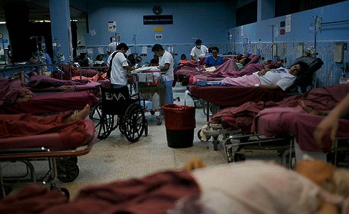 Cedice Libertad: El país enfrenta la peor crisis sanitaria de su historia