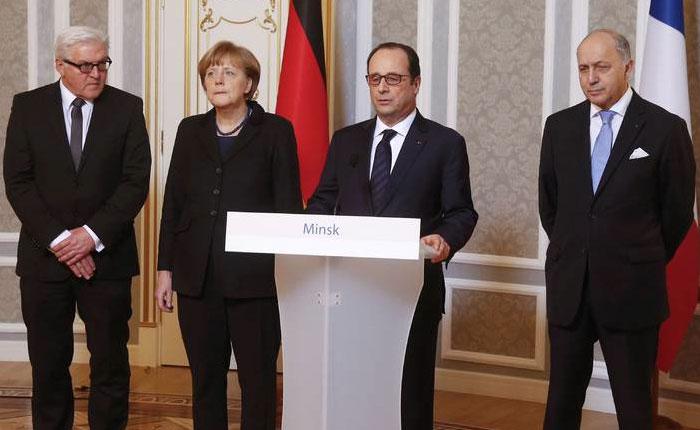 La cumbre para la paz en Ucrania logra un acuerdo de alto el fuego