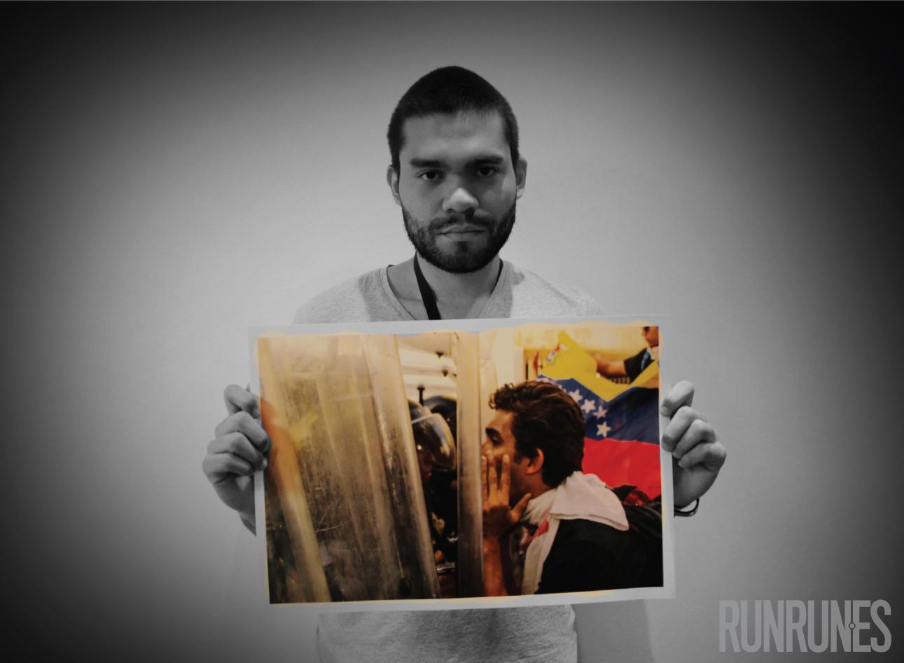 """@Hsiciliano: """"Uno le da un rostro a esas cifras de detenidos"""""""