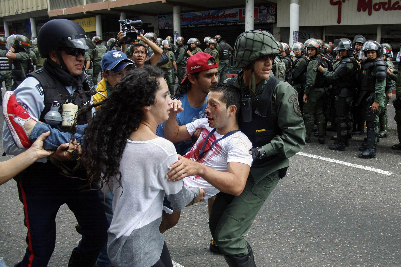 Resultado de imagen de vENEZUELA. mARCHA