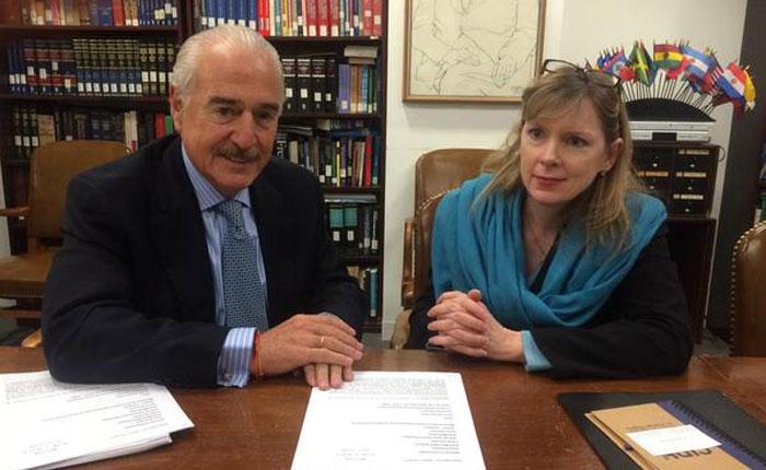 Pastrana pide protección internacional para la oposición en Venezuela