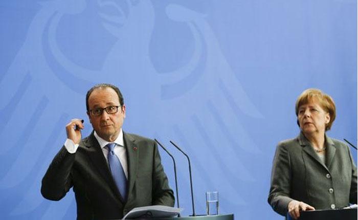 Alemania, Francia e Italia acuerdan el desarrollo de drones armados europeos