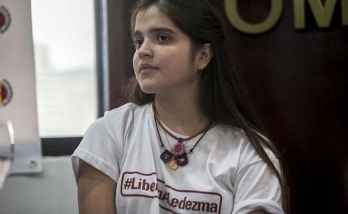 Familiares de Ledezma piden no olvidarlo tras un mes encarcelado