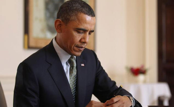 Respuesta de Barack Obama a Henri Falcón por Gustavo Coronel