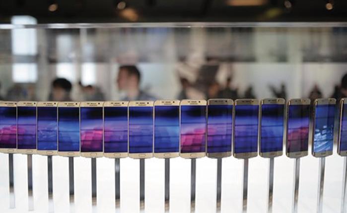Presentaron el Galaxy S6 de Samsung