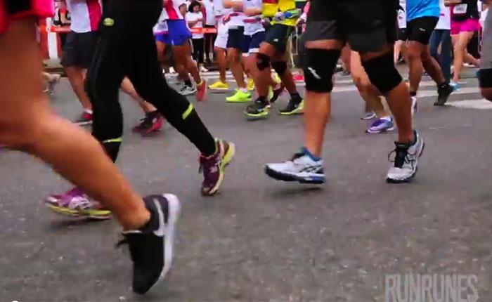 La carrera de Senos Ayuda que paralizó a Caracas por una buena causa