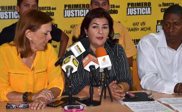Elaisa Ferris: Exigimos la destitución inmediata del Embajador de Venezuela ante la OEA